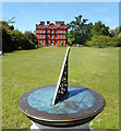 TQ1877 : Sundial at Kew Palace by Des Blenkinsopp