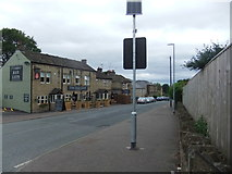 SE1421 : The Red Lion, Rastrick Common by David Brown