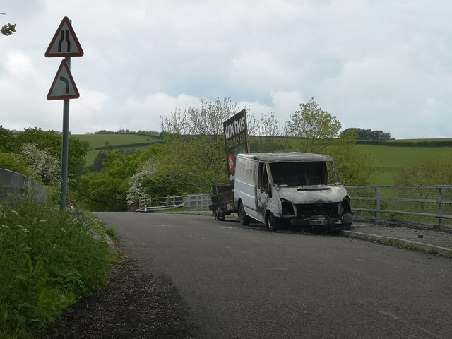 Mid Devon : Road
