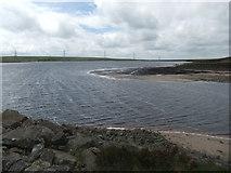 SD9720 : White Holme Reservoir by David Brown