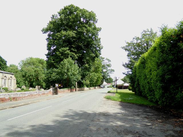 Church Road, Emneth