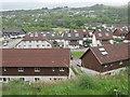 NM8528 : Lòn Mòr housing estate by M J Richardson