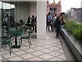 TQ3083 : Aga Khan Centre, Terrace of Learning by David Hawgood