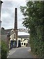 NY1230 : Jennings Brewery on Brewery Lane, Cockermouth by Richard Humphrey