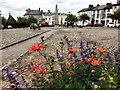 NY0336 : Fleming Square in Maryport by Richard Humphrey