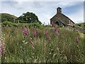 NY1717 : Small chapel in Buttermere by Richard Humphrey