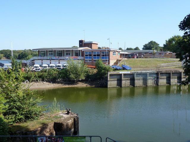 Thames Young Mariners Base, Ham Lake