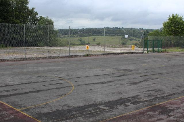 Site of former Oakdale Comprehensive School