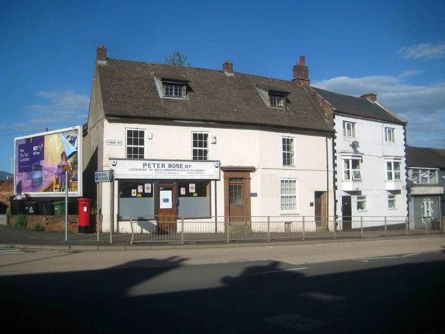 Wellingborough: Constituency surgery of Peter Bone MP