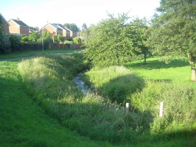 Wellingborough: Swanspool Brook