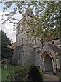 TQ6404 : St. Nicholas Church, Pevensey by PAUL FARMER