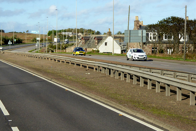 A92, Nether Mains of Muchalls
