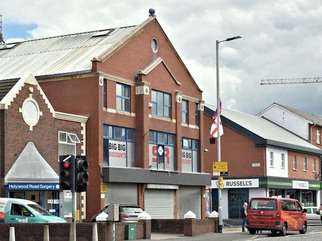 No 56 Holywood Road, Belfast (June 2019)