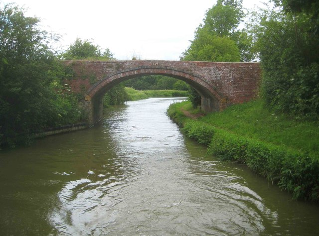 Oxford Canal: Bridge Number 147