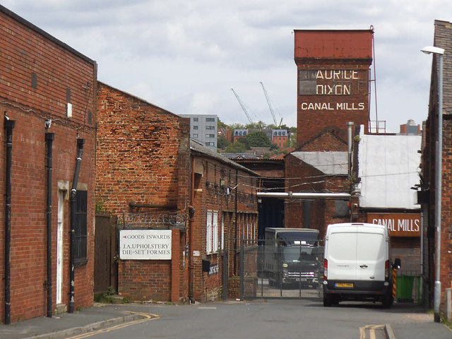 Brandon Street, off Armley Road