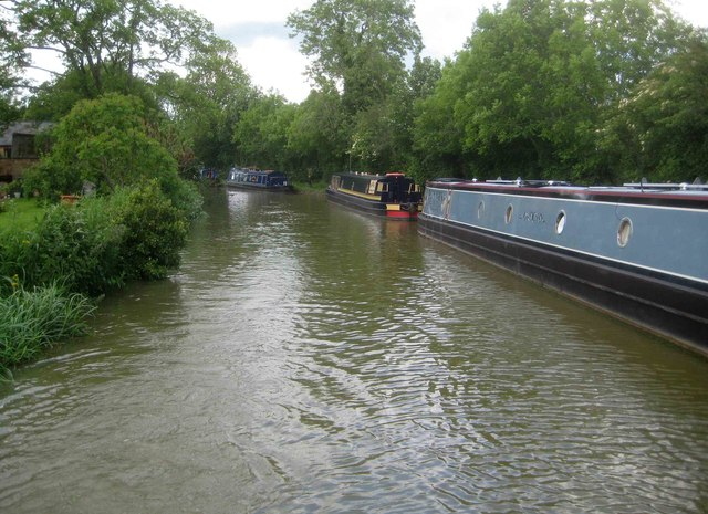 Oxford Canal: Reach upstream of Cropredy Lock Number 25