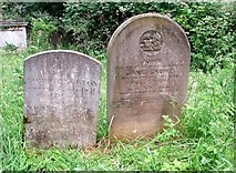 TG2408 : Graves in Section G by Evelyn Simak