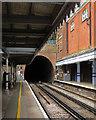 TQ5839 : Tunbridge Wells Station: looking north by John Sutton