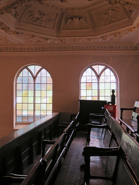 Tunbridge Wells: inside the Church of King Charles the Martyr