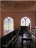 TQ5838 : Tunbridge Wells: inside the Church of King Charles the Martyr by John Sutton