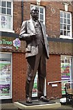 SO7875 : Statue of Stanley Baldwin by Philip Halling