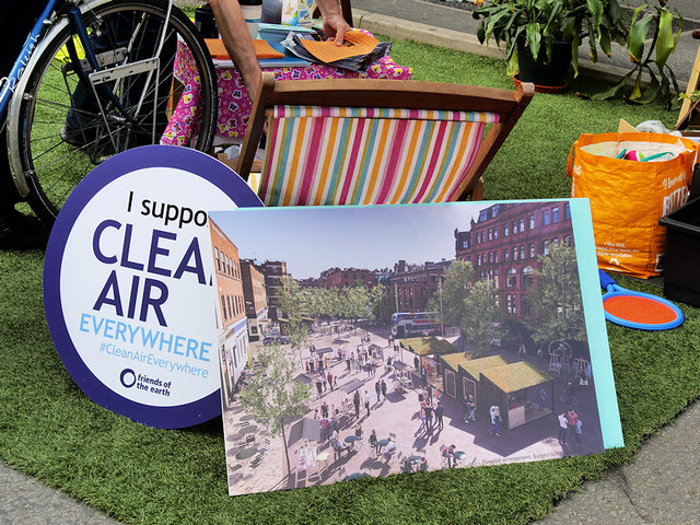 I Support Clean Air - Everywhere