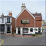 TQ5838 : Tunbridge Wells: The Grove Tavern by John Sutton