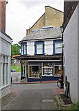 TQ5838 : Tunbridge Wells: across Chapel Place by John Sutton