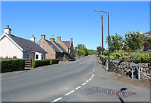 NS2107 : Kirkoswald Road, Maidens by Billy McCrorie