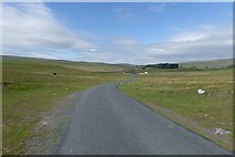 SD8965 : Road south of Malham Tarn by DS Pugh