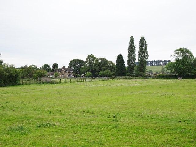 Himley Village View