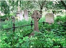 TG2408 : The grave of John Ferra Watson by Evelyn Simak