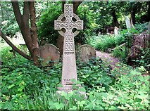 TG2408 : The grave of Alfred Mottram by Evelyn Simak