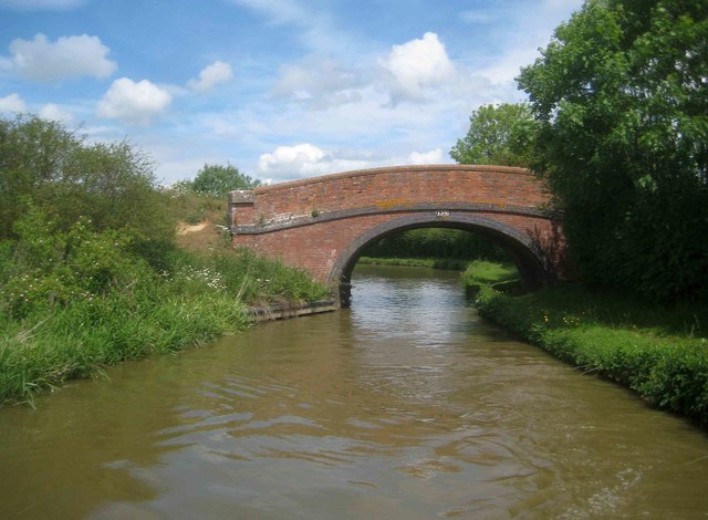 Oxford Canal: Bridge Number 159