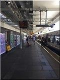 TQ2182 : London Overground - Willesden Junction by Dave Thompson