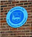 SO9218 : Welcome to Shurdington Pre-School by Jaggery