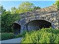ST4552 : Former Railway Bridge at Cheddar Yoe by PAUL FARMER