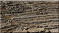 SS1905 : Wave-cut platform, Efford Ditch by Derek Harper