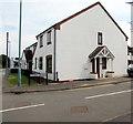 SO9118 : White Cottage on a Shurdington corner by Jaggery