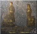 TG1728 : Felthorpe Brass, St Andrew's church, Blickling by Julian P Guffogg
