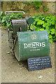 SP1742 : Vintage lawnmower - Hidcote Garden by Stephen McKay