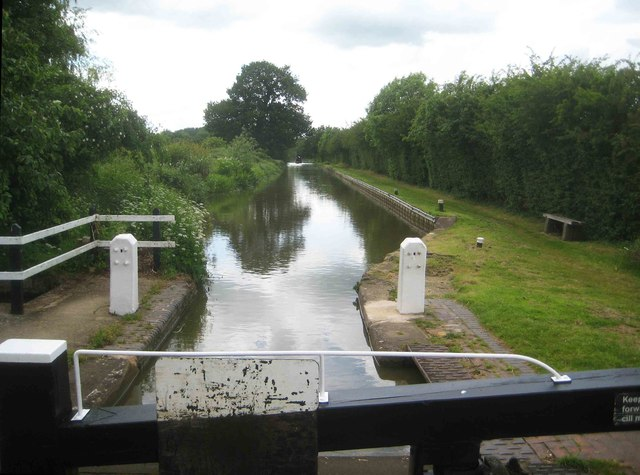 Oxford Canal: Reach upstream of Grant's Lock Number 30