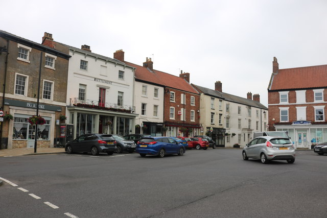 Market Place, Caistor