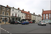 TA1101 : Market Place, Caistor by David Howard