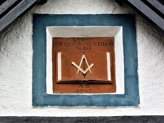Lodge Breadalbane St Fillans No.815