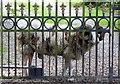 TR0161 : Guard ram, Davington Priory, Faversham by pam fray