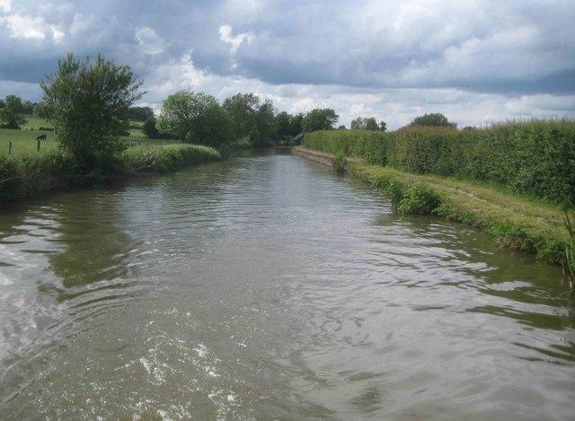 Oxford Canal: Reach in Adderbury