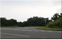 TF0895 : The A46 at the junction of the B1434, Claxby Moor by David Howard