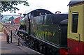 SP0532 : Gloucestershire Warwickshire Railway - the 10:00 to Cheltenham Racecourse by Chris Allen