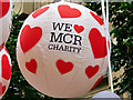 SJ8398 : We Love Mcr by David Dixon